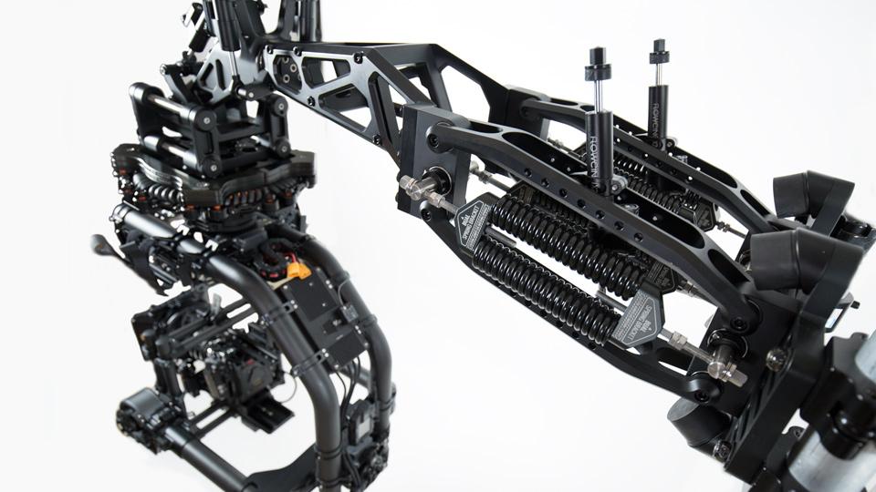 Flowcine Dual Black with Freefly MoVI XL