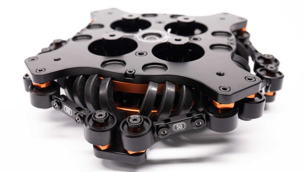 "Carbon Pro New Generation Stabilizer Black 30/"""