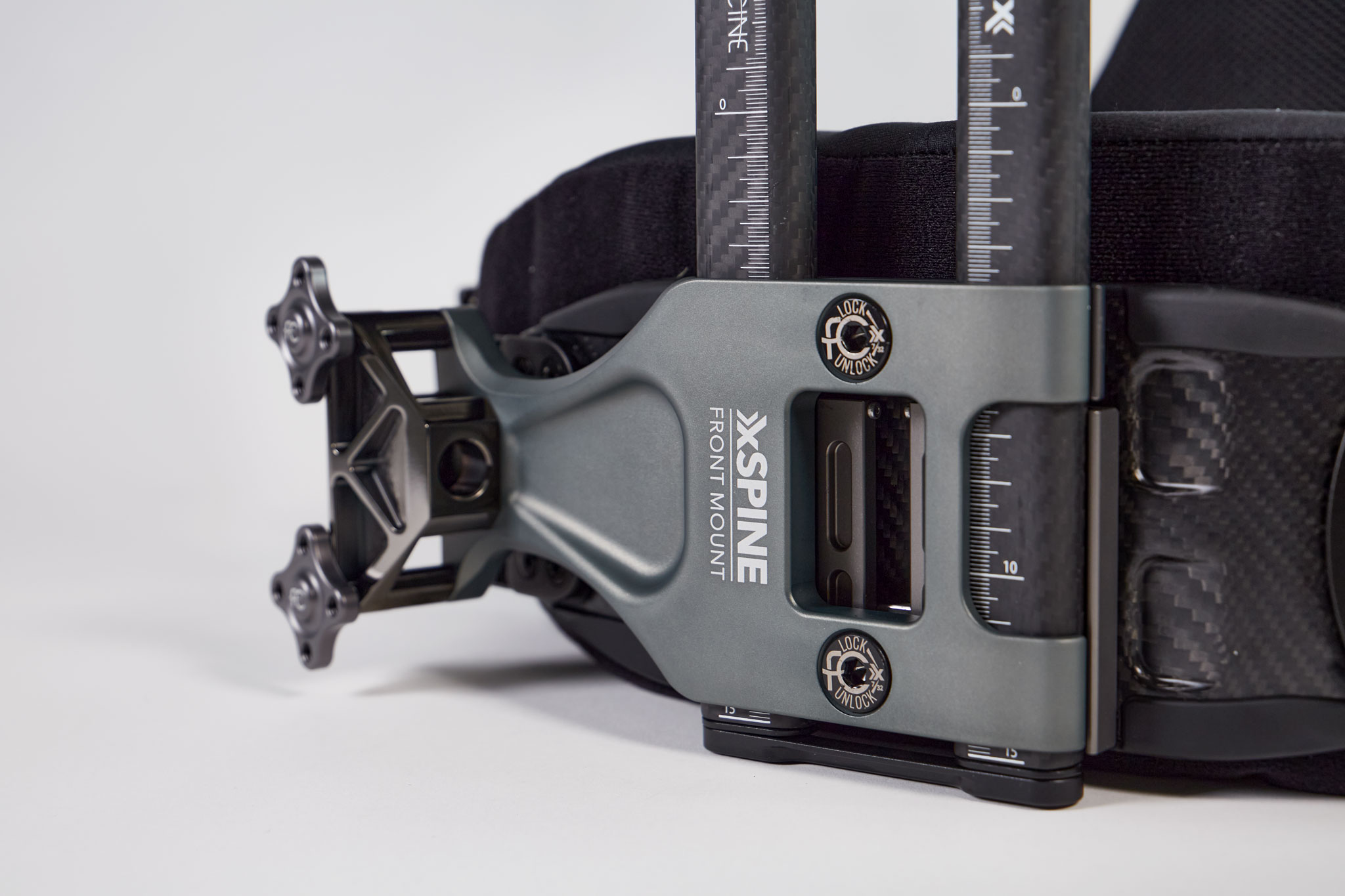 xSPINE with front mount